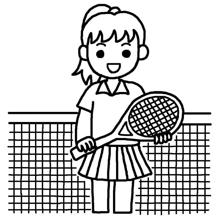 テニスの画像 p1_28