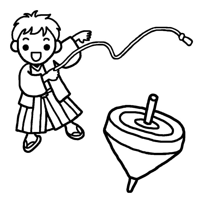 Child Illust : かるた 無料 : 無料