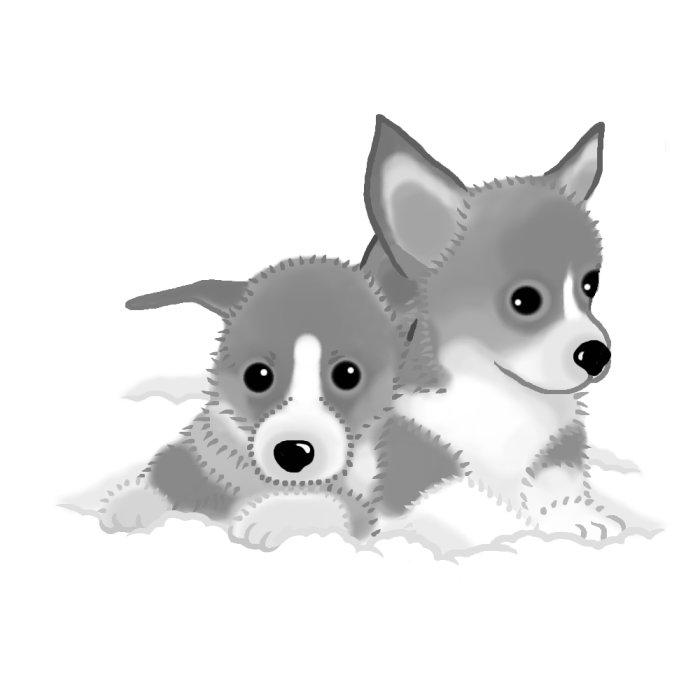 NAVER まとめ【イラスト】可愛らしい犬のイラスト・素材まとめ