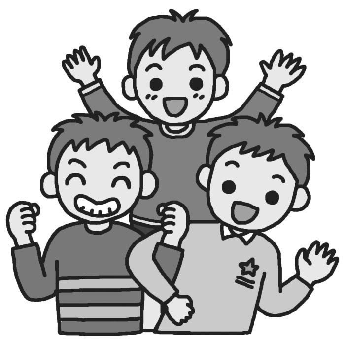 Kodomo Irasuto : 幼児の勉強 : 幼児